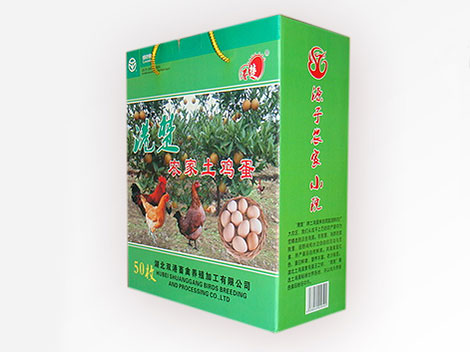Gang Chu farm soil eggs