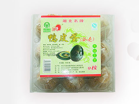 Gang Chu duck eggs (chaff)